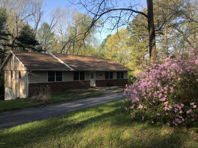 Carbondale Single Family Home For Sale: 155 Hawthorn Hollow Road