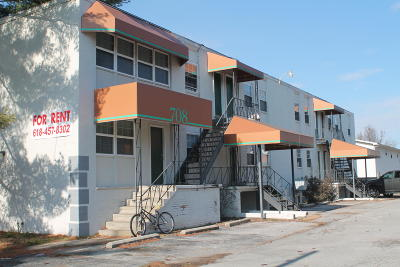 Carbondale Multi Family Home For Sale: 708 W Freeman Street