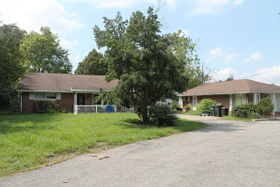 Carbondale Multi Family Home For Sale: 906 Giant City Road