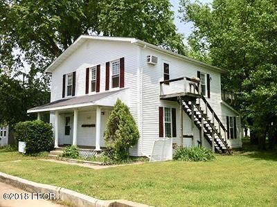 Murphysboro Multi Family Home For Sale: 1808 Pine Street