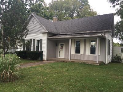 Hamilton County Single Family Home For Sale: 611 S Washington Street