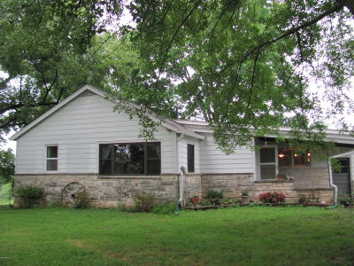Murphysboro Single Family Home For Sale: 115 Wiley Road
