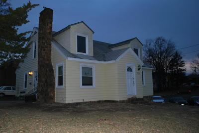 Carbondale Single Family Home For Sale: 608 S Poplar Street