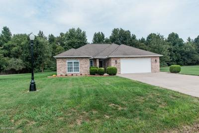 Carterville Single Family Home For Sale: 1603 Morning Dew Court