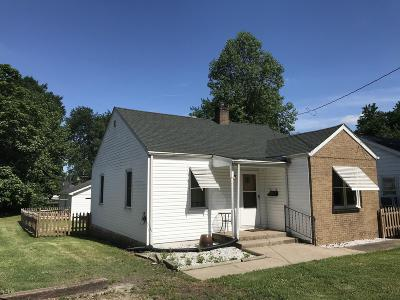 Carbondale Single Family Home Active Contingent: 713 N Carico Street
