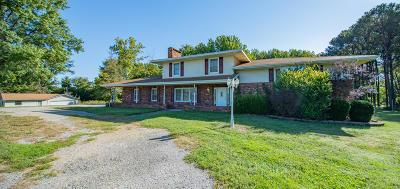 Murphysboro Single Family Home For Sale: 82 Cedar Road
