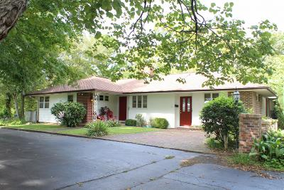 Murphysboro Single Family Home For Sale: 2301 Division Street