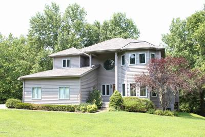 Carbondale Single Family Home For Sale: 247 Lake Indian Hills Drive