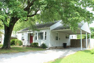 Herrin Single Family Home Active Contingent: 508 N 7th Street