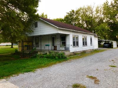 Benton Single Family Home For Sale: 503 S McLeansboro Street