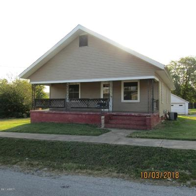 Saline County Single Family Home For Sale: 1417 S Ledford Street