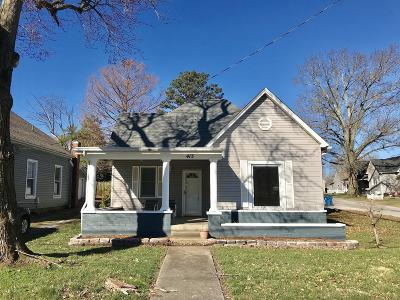 Carterville Single Family Home For Sale: 413 N Division Street