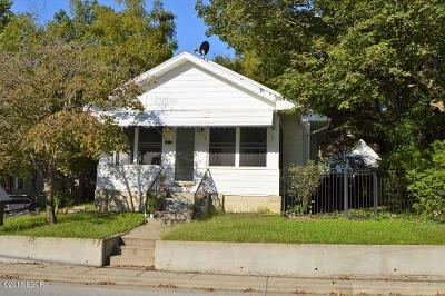 Carbondale Single Family Home For Sale: 112 S Springer Street