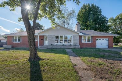 Carterville Single Family Home For Sale: 733 S Division Street