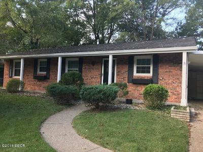 Carbondale Single Family Home For Sale: 1006 S Emerald