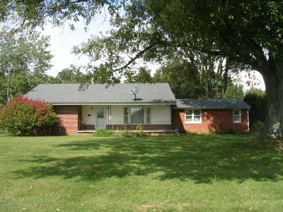 Johnson County Single Family Home For Sale: 5075 State Route 146 East