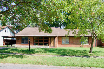Carbondale Single Family Home For Sale: 205 S Orchard Drive