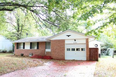 Carbondale Single Family Home For Sale: 1013 W Laurel Street