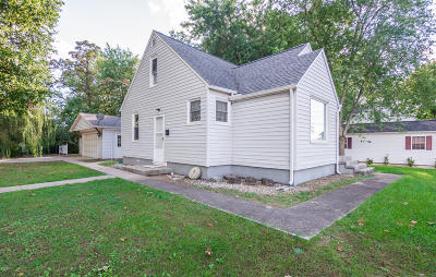 Hamilton County Single Family Home Active Contingent: 411 E Hull Street