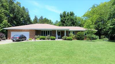 West Frankfort Single Family Home For Sale: 19787 State Highway 149 Road