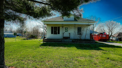 Vergennes IL Single Family Home For Sale: $34,900
