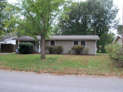 Carbondale Single Family Home For Sale: 206 S Emerald Lane