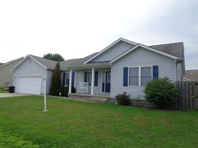 Herrin Single Family Home For Sale: 1700 Dynasty Road