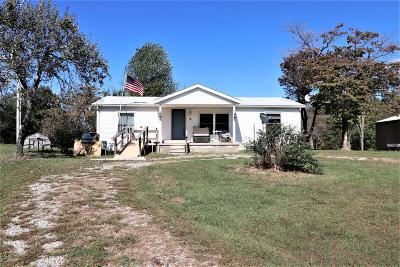 Pope County Single Family Home For Sale: 163 Jones Orchard Road