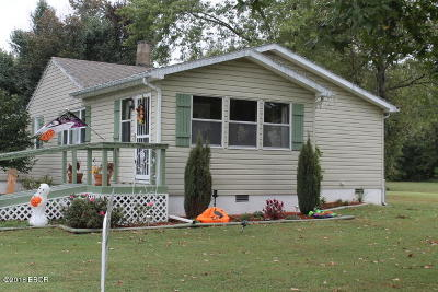 Herrin Single Family Home For Sale: 3108 N Park Avenue