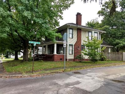 Hamilton County Single Family Home For Sale: 400 S Washington Street