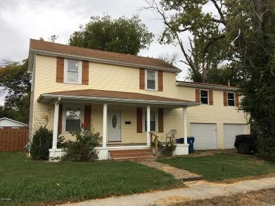Benton Single Family Home Active Contingent: 209 Brinley Street