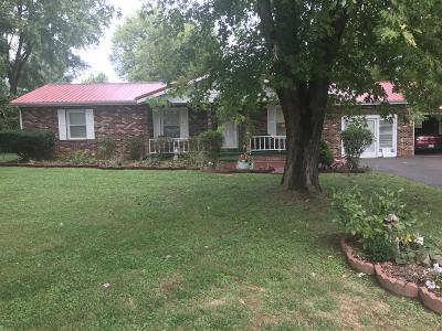 Shawneetown IL Single Family Home For Sale: $99,500