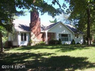 Carbondale Single Family Home For Sale: 23 Hillcrest Drive