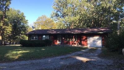 Single Family Home For Sale: 15075 E Reef Road