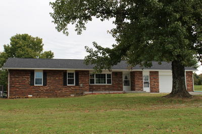 Pope County Single Family Home For Sale: 434 State Highway 145 N