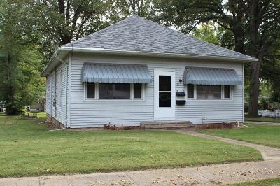 Carbondale Single Family Home For Sale: 715 N Bridge Street