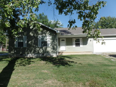 Harrisburg IL Single Family Home For Sale: $106,000