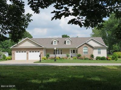 Carterville Single Family Home For Sale: 1610 Morning Dew Court