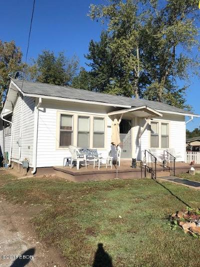 Massac County Single Family Home For Sale: 1811 Market Street