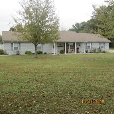 Carterville Single Family Home For Sale: 14174 Laminack Road