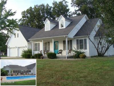 Herrin Single Family Home For Sale: 409 Eric Drive