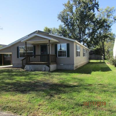 Marion IL Single Family Home For Sale: $49,900