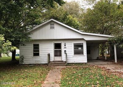 Murphysboro Single Family Home For Sale: 2212 Lindell Avenue