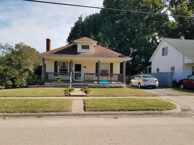 Chester IL Single Family Home For Sale: $58,000