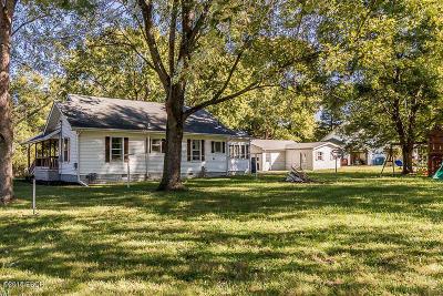 Williamson County Single Family Home For Sale: 205 N Elm Street