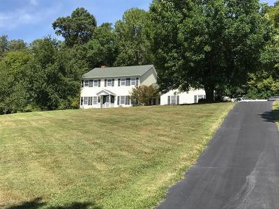 Massac County Single Family Home Active Contingent: 2377 Westview Road