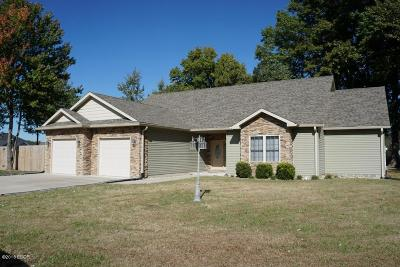 Carterville Single Family Home For Sale: 2004 Merlin Court
