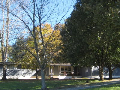 Hardin County Single Family Home Active Contingent: 198 3 Mile Creek Rd