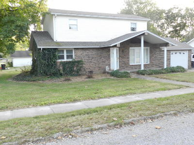 Galatia IL Single Family Home For Sale: $104,900