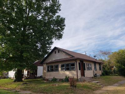 Murphysboro Single Family Home For Sale: 1902 Hardy Street